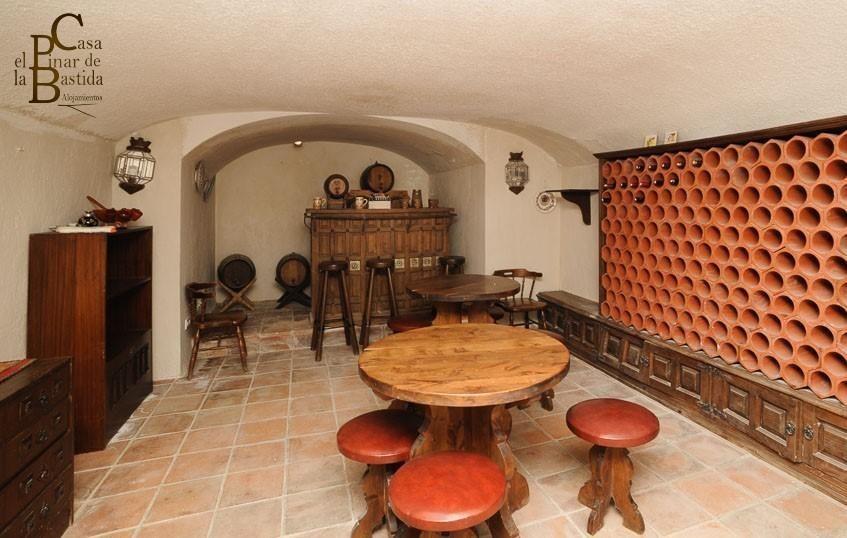 Toledo Casa Rural Cigarral El Pinar De La Bastida Casa Con Bodega
