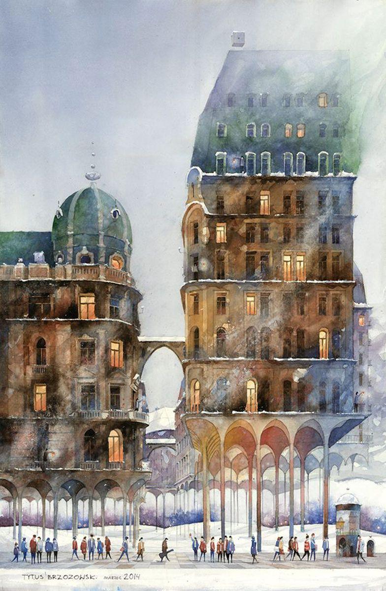 The Art Of Animation, Tytus Brzozowski -...