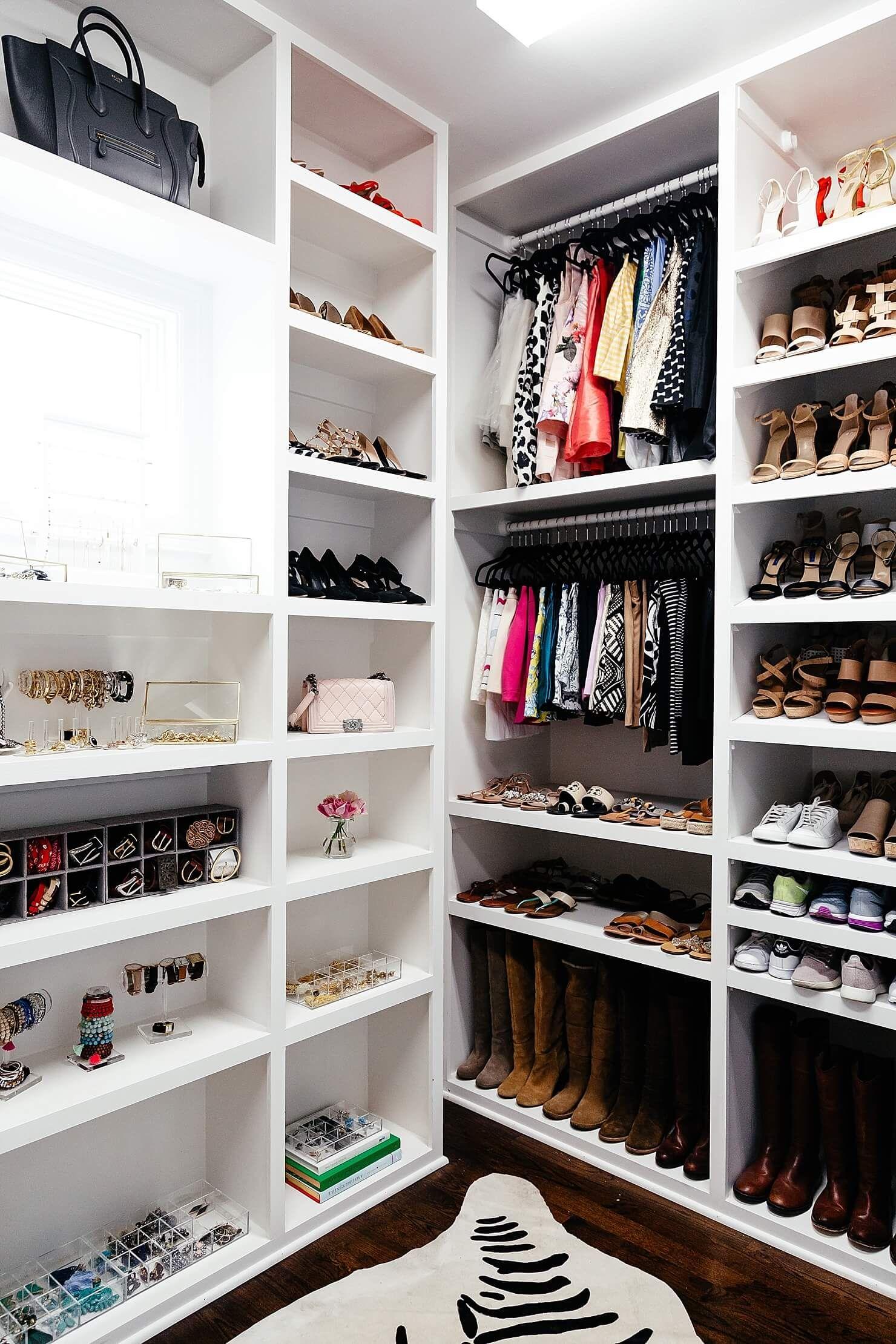 My Closet Reveal Brightontheday Closet Designs Closet Design Walk In Closet