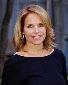 Katie Couric: Television journalist and author. She was the first solo female anchor of a weekday evening news program on one of the three traditional USA broadcast networks. Couric's first book, The Best Advice I Ever Got: Lessons from Extraordinary Lives was a New York Times best-seller.  As of May 2012, Couric also has a web show for ABC News, entitled Katie's Take, airing weekly on Yahoo.