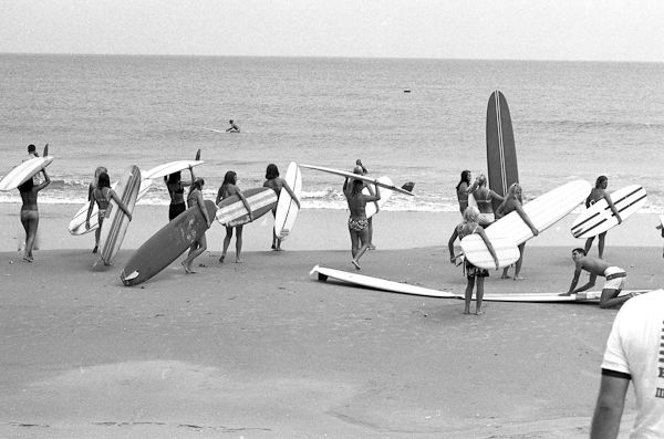 East Coast Surfing Championship Circa 1060 S Surfing East Coast Surf Competition