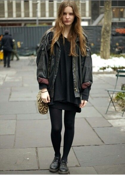 Leather   Fashion, Style, Street style