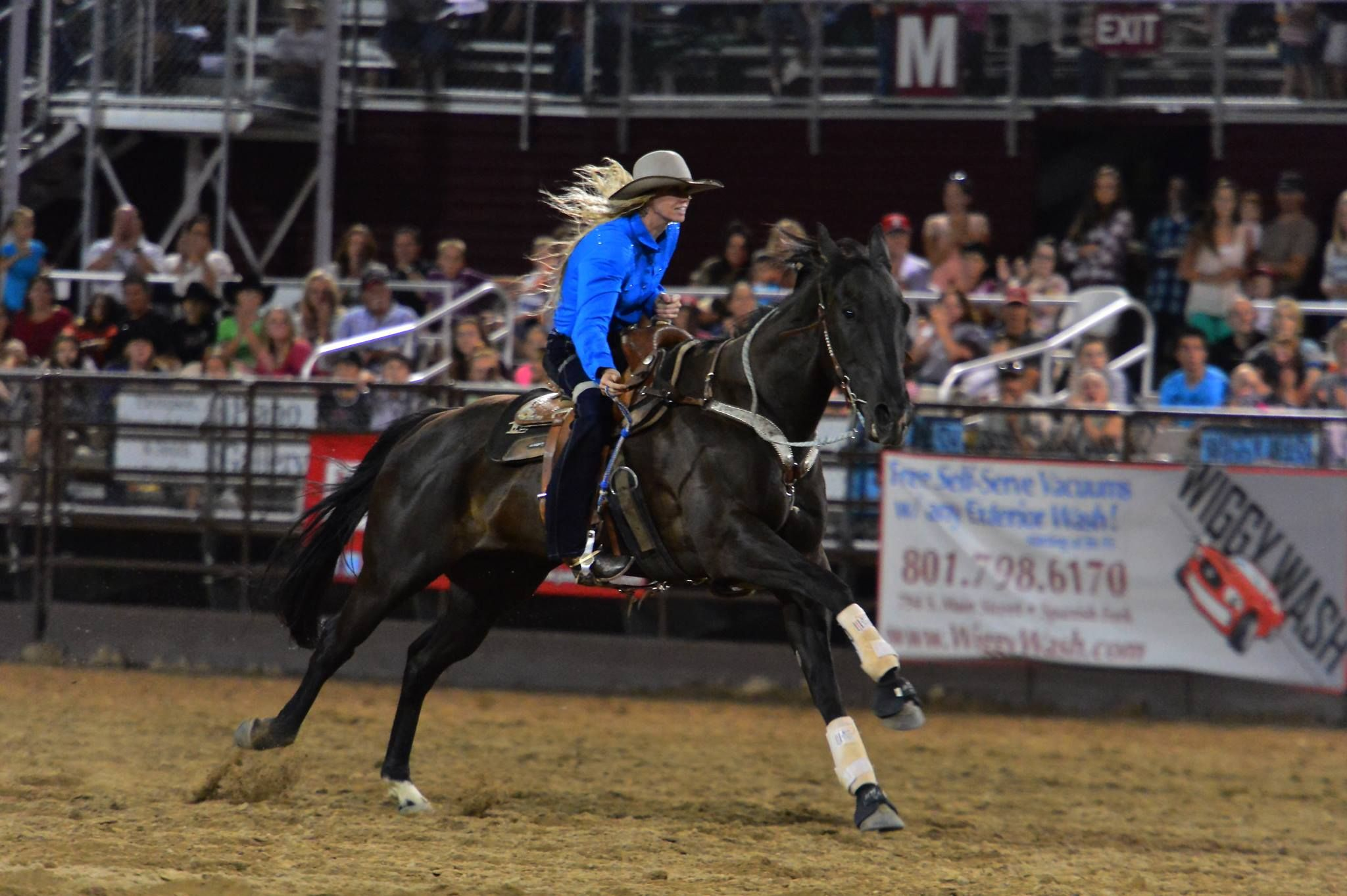 Amberley Snyder Totally A Badass You Go Girl Rodeo