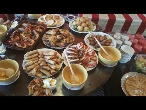 تحضيرات لضيافة فطور رمضان ضيافة من الطراز الرفيع Youtube Food Ramadan Breakfast