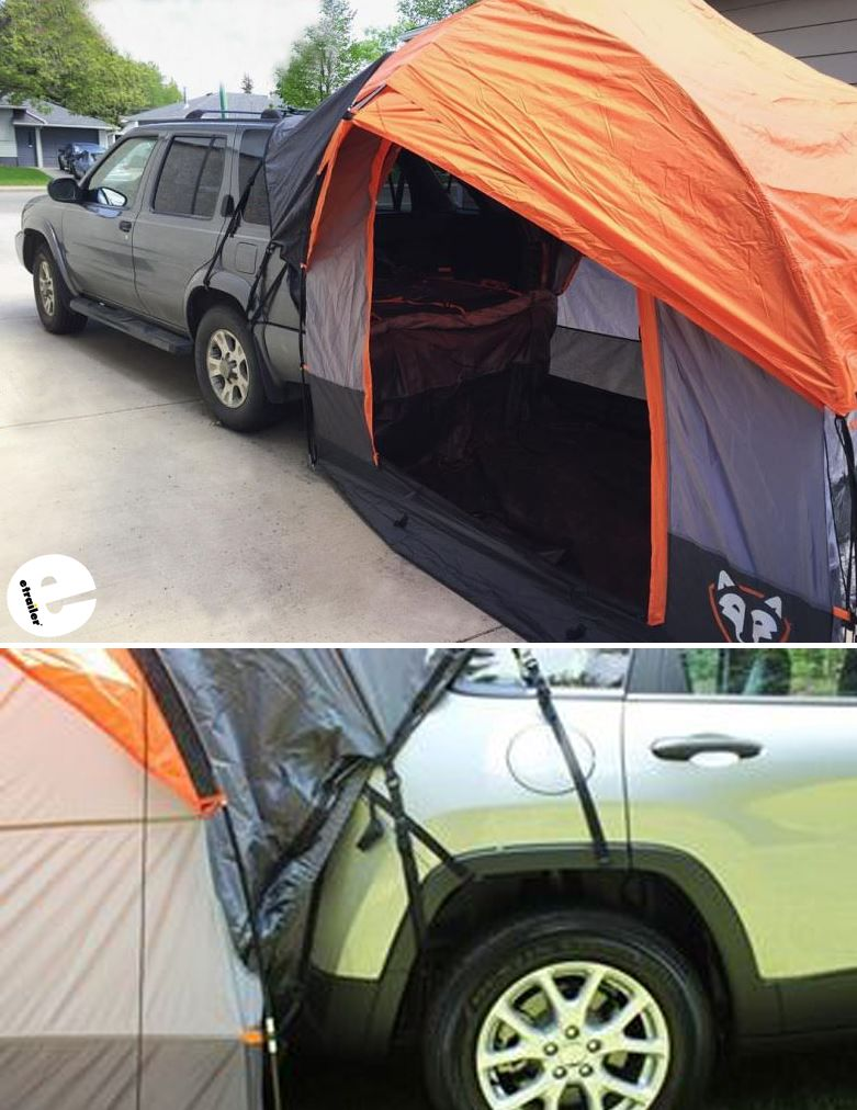 2014 Ford F150 Rightline Gear SUV Tent with Rainfly