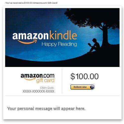 Amazon Kindle Gift Card Amazon Gift Card Free Gift Card Amazon Gift Cards
