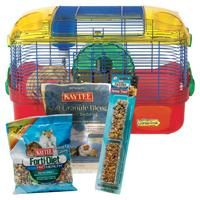 Hamster Cages And Habitats Small Pets Animal Habitats Hamster