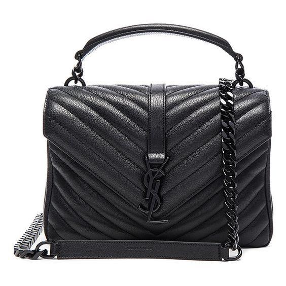 Saint Laurent Luxury Handbags Collection More Details College Bags Shoulder Bag Women Saint Laurent Purse