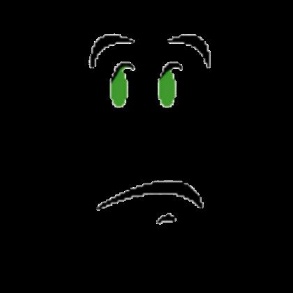 Green Eyeroll Roblox Roblox Green Play Roblox