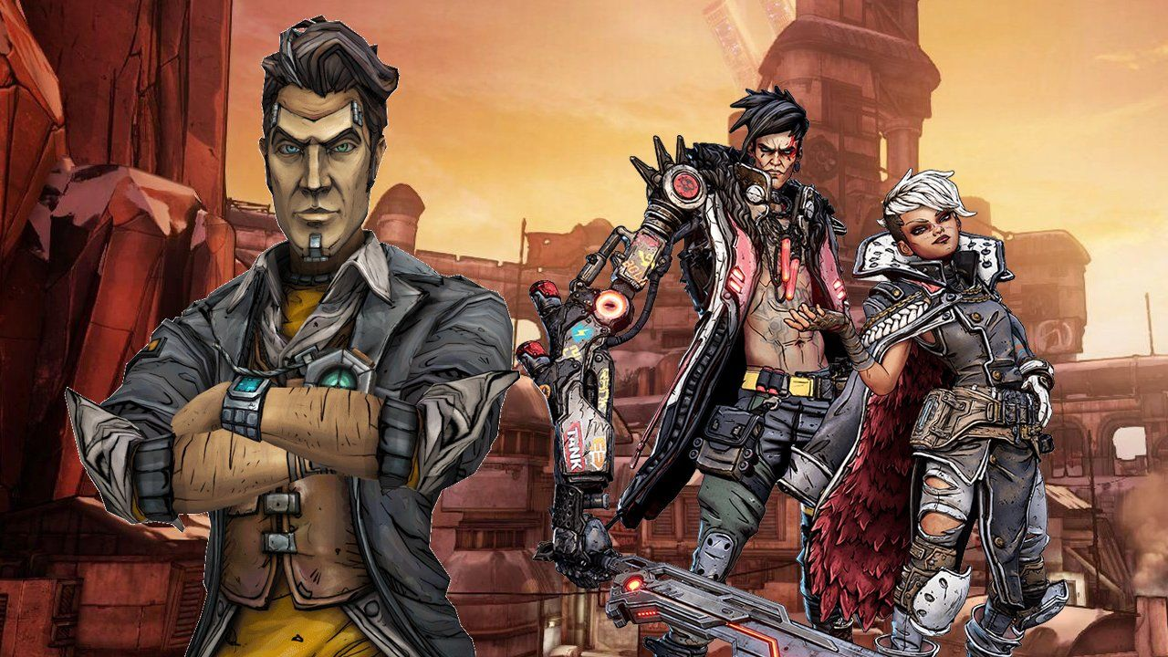 Borderlands 3 Is Moving On From Handsome Jack And That S A
