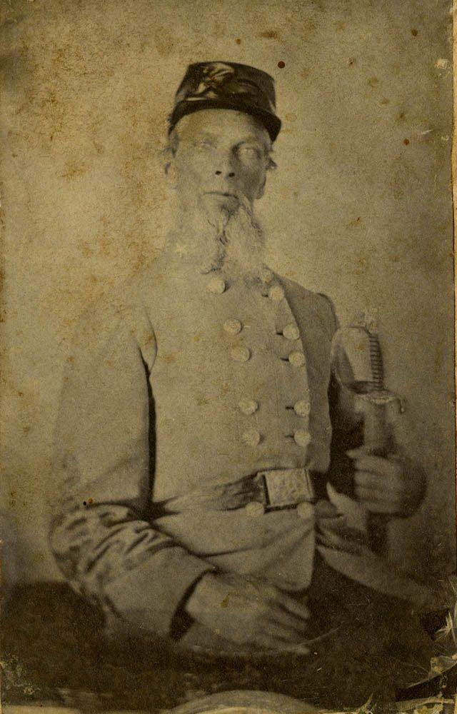 Brigadier General Martin Edwin Green (1815-1863)