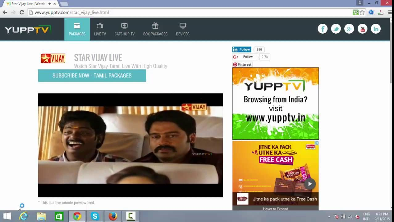 Watch Star Vijay Live | Tamil Television Channels Live | Tv