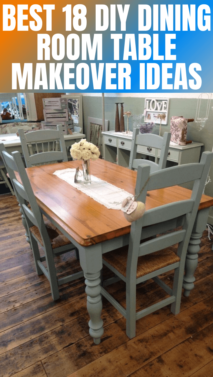 Here Is The Best Choice To Diy Dining Table Makeover Ideas That I Ve Collected For You Hope I In 2020 Diy Dining Room Table Dining Room Table Makeover Diy Dining Room