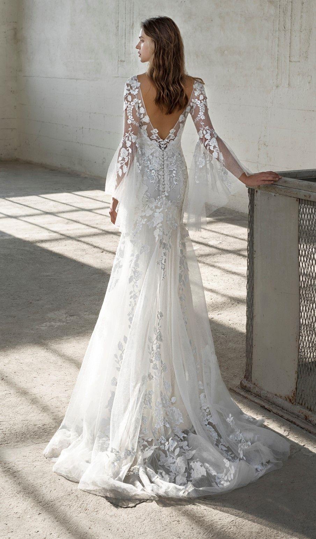 Trouwjurk Romantisch.Taft Tule Wedding Dress Trouwjurk Bruidsjurk Vintage Romantisch