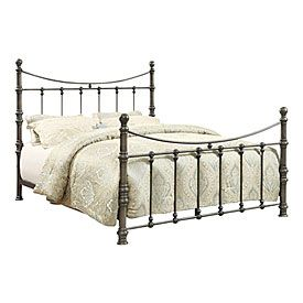 View Francesca Metal Queen Bed Deals At Big Lots Biglots Bed