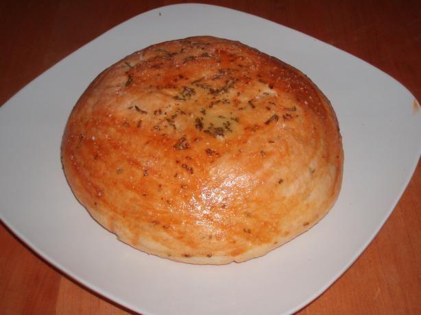 Romanos Makkaroni-Grill Rosemary Bread   - Yeast Breads -