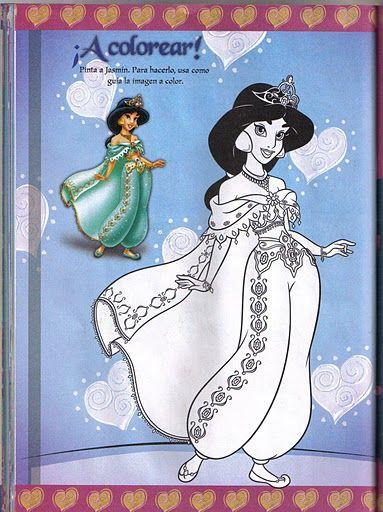 42.jpg (383×512) | Princesas disney, Dibujos, Dibujos para ...