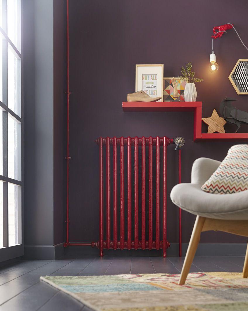 sublimer son radiateur le chauffage sous toutes ses formes pinterest radiateur a rosol et. Black Bedroom Furniture Sets. Home Design Ideas