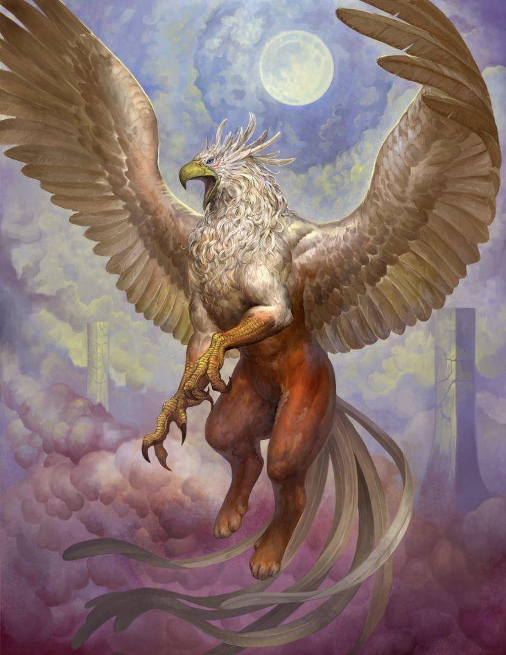 2018 年の griffin creature design pinterest mitología
