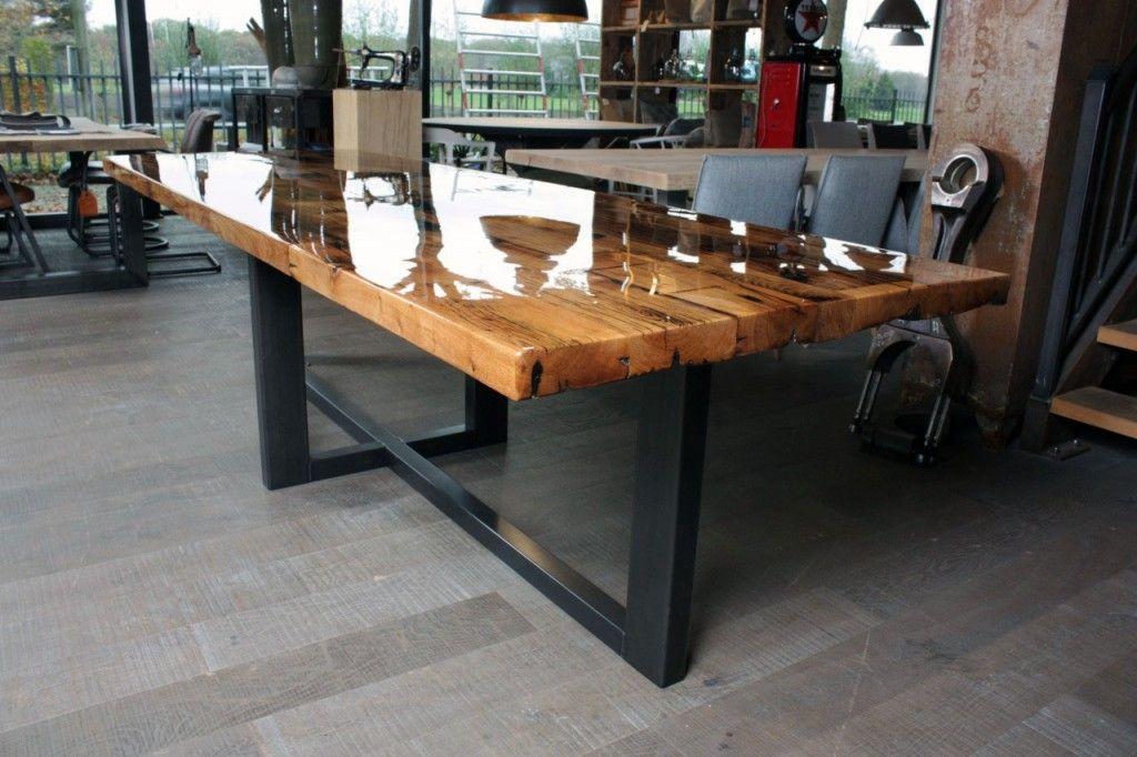 Epoxyhars tafel