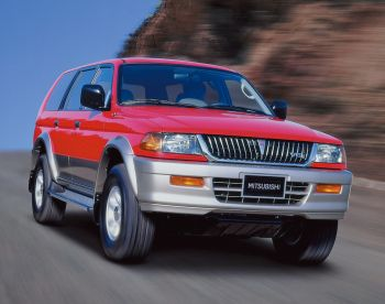 1997u201399 Mitsubishi Montero Sport U00271996u201399