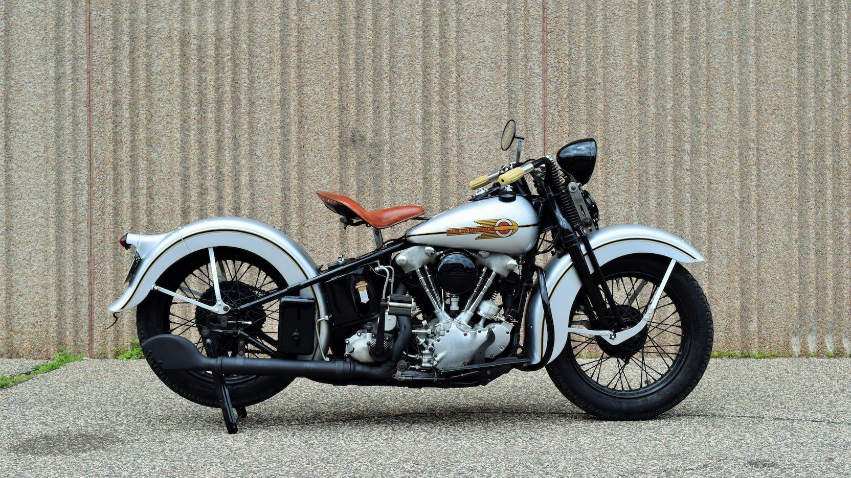 1938 Harley Davidson El T178 Monterey 2018 Harley Davidson Pictures Harley Davidson Bikes Harley Davidson