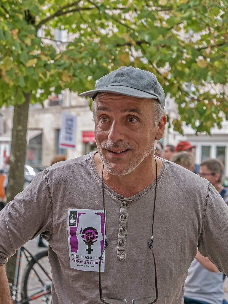 Epingle Par Maud Vinzent Sur Philippe Poutou