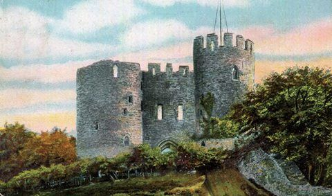 Dudley Castle, West Midlands, England