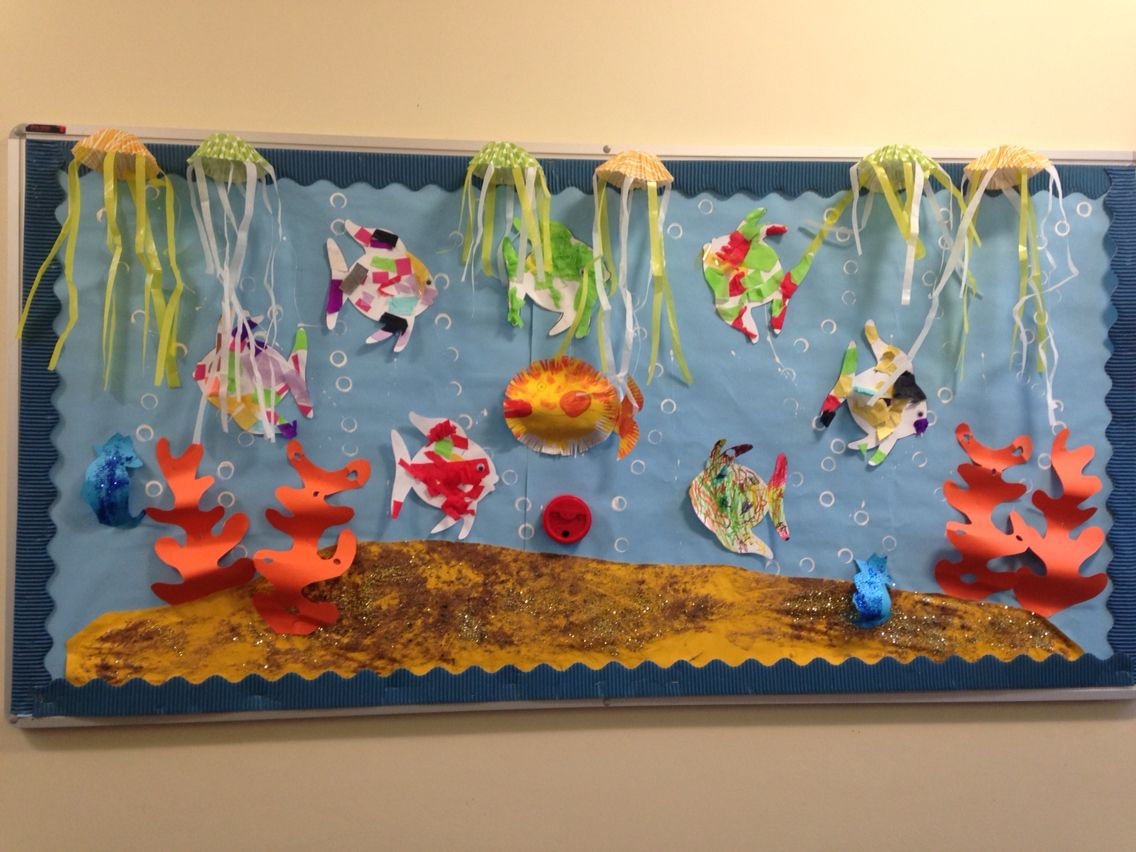 Under The Sea Ks1 Sea Creature Topic Inspired By