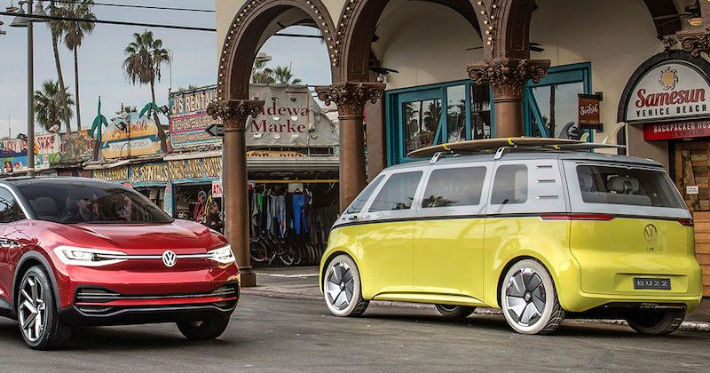Volkswagen AG Investing 800M In Tennessee econdev