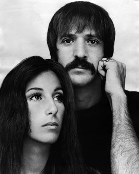 Sonny & Cher-I Got You Babe-best feel good-sing-a-long song ever!