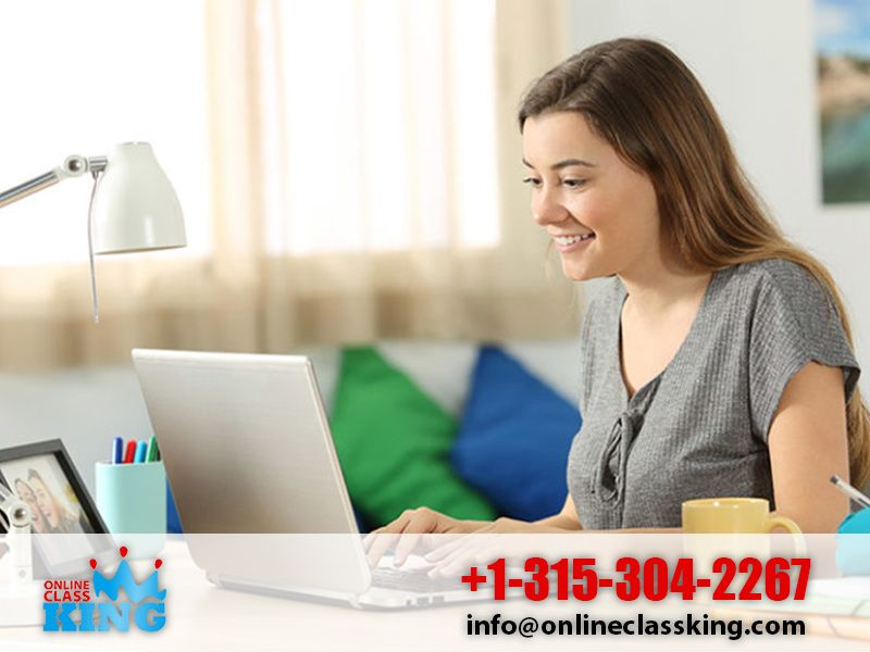 We take your online class
