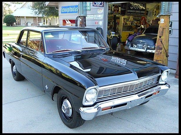 1966 Chevrolet Nova 327 350 Hp 4 Speed Mecum Auctions