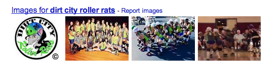 SERP image results for Dirt city roller rats query