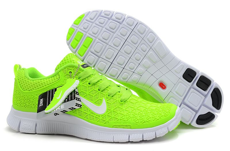 purchase cheap ac407 6cf1e Womens Nike Free 6.0 Volt Neon Green White Perfect products online sales   Perfect  products  online  sales