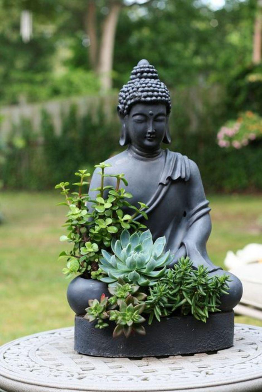 Awesome Buddha Statue For Garden Decorations Asiatischer Garten