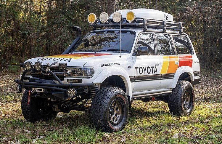Pin by MarkB on Discover Cruise Toyota land cruiser