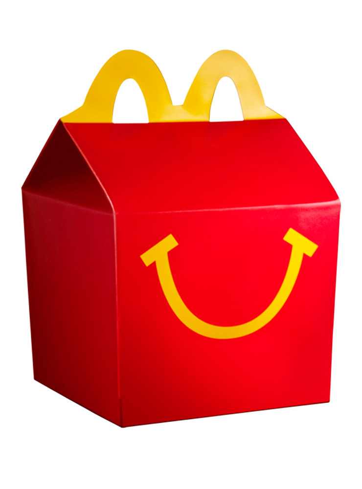 The Newest Happy Meal Addition Makes Us Wish We Were Kids Again Happy Meal Box Happy Meal Mcdonalds Happy Meal