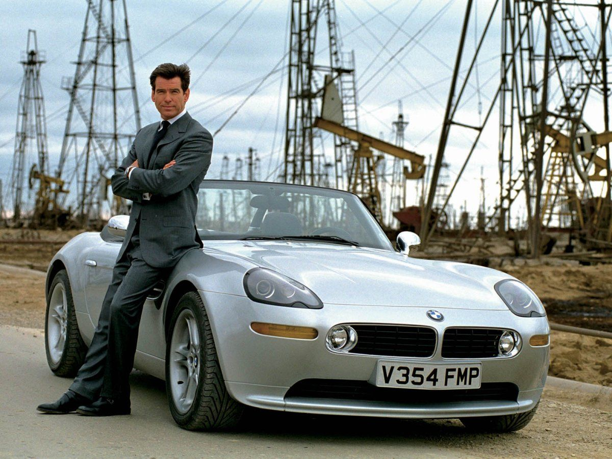 The 10 Ultimate Bond Cars James Bond Pinterest James