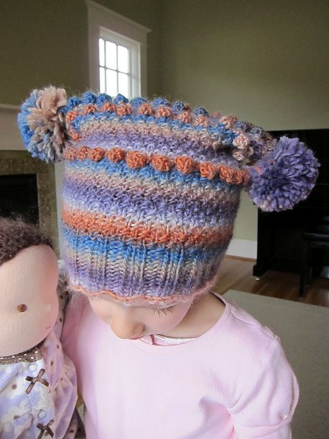 dmgalla\'s Knooked Hat | crafts | Pinterest
