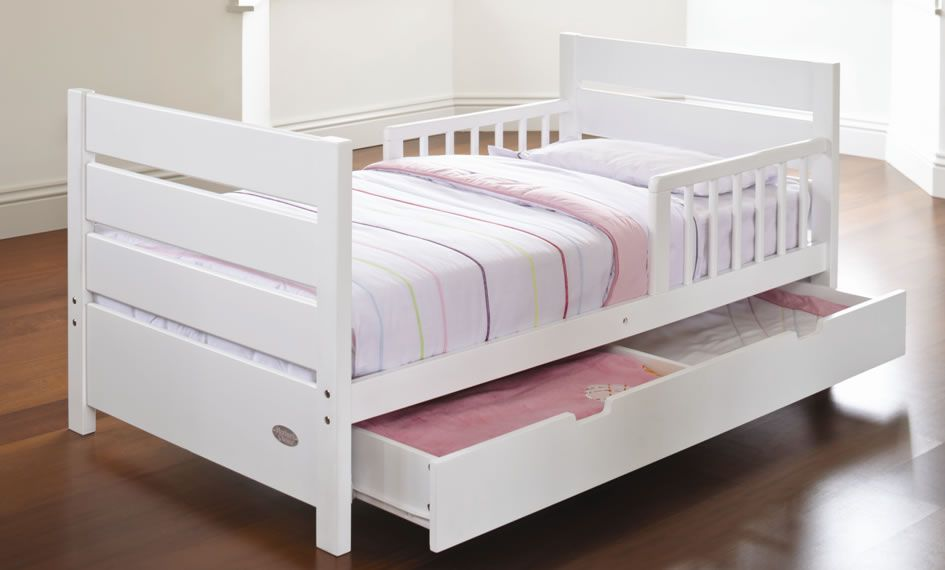 Toddler Bed With Drawers By Mothers Choice From Harvey Norman New Zealand