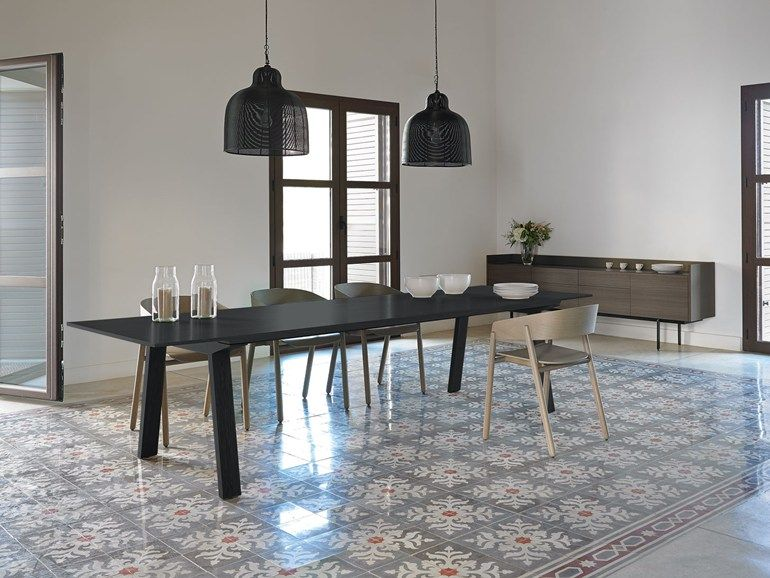 Cavalletto tavolo ~ Mitis tavolo rettangolare interior inspiration and interiors