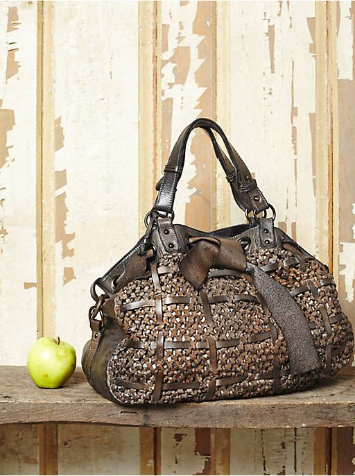 Free People Angelili Woven Tote, $628.00