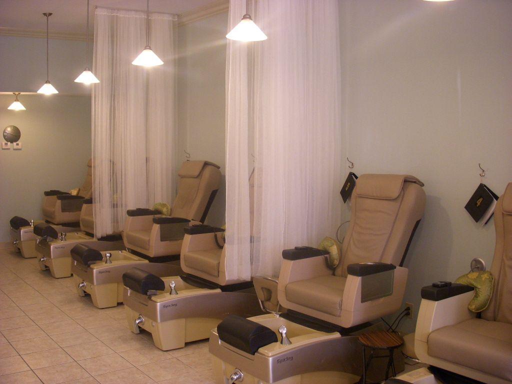 Best Nail Salon Interior Design | nailicious nail salon in oaklawn ...
