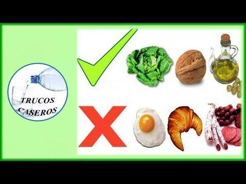 Como eliminar el colesterol de forma natural