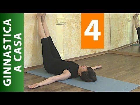 Elimina il mal di schiena con un unico esercizio di..