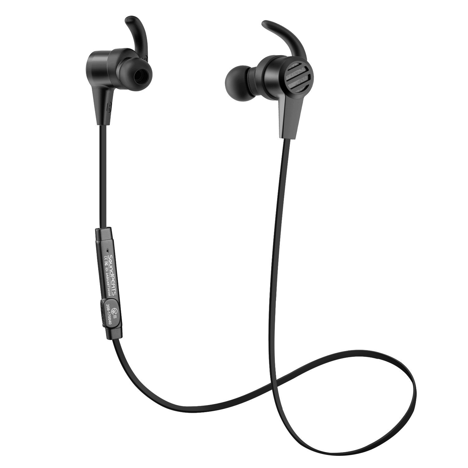 Image result for SoundPEATS Wireless Magnetic Sports Earphones with Bluetooth 4.1