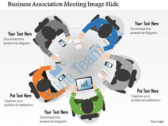 Meeting Presentation - A PowerPoint Template from PresenterMedia