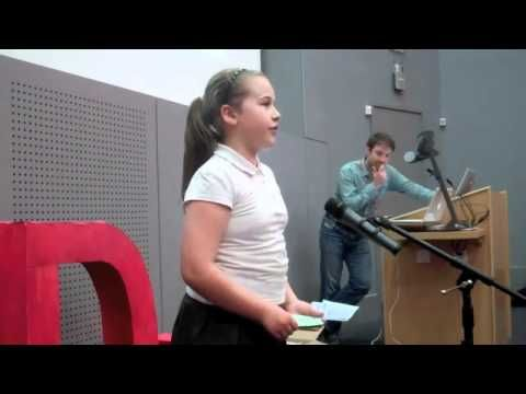 Rhiannon | Do Animals Have a Secret Language? | TEDxKids@Sunderland - http://www.christianworldviewvideos.com/apologetics/key_biblical_questions/rhiannon-do-animals-have-a-secret-language-tedxkidssunderland/