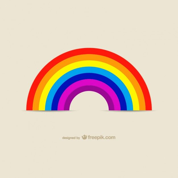 Download Rainbow Icon Images For Free Rainbow Design Print